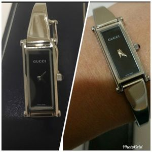 Authentic Gucci 1500L in good running condition